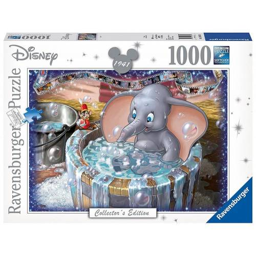 Ravensburger 1000pc Disney Collector's Edition Dumbo Pieces Jigsaw Puzzle