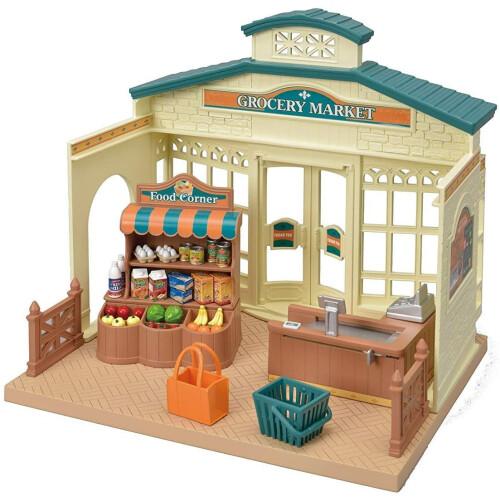 Sylvanian Families Grocery Market