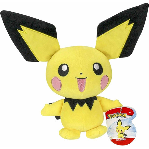 Pokemon 8 Inch Plush - Pichu