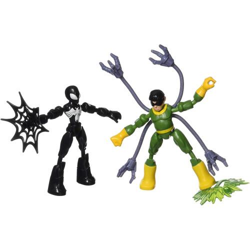 Marvel Spider-man Bend and Flex - Spider-man vs Doc Ock