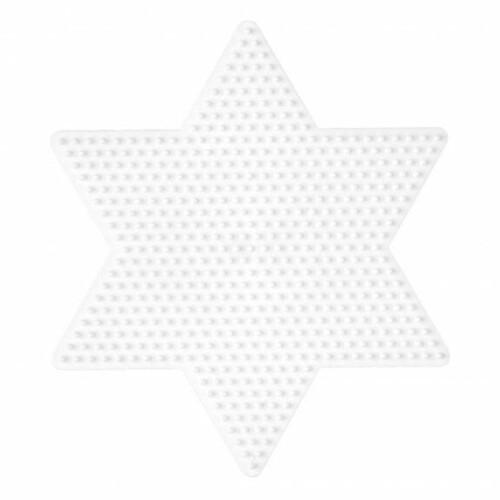 Hama Beads Single Pegboard 269 Large Star