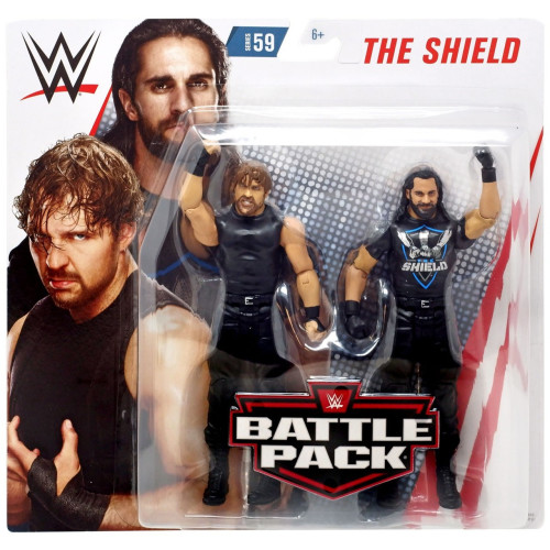 WWE Action Figure - Series 59 - The Shield