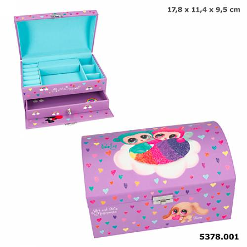 Depesche Ylvi & The Minimoomis Jewellery Box Minimoomis