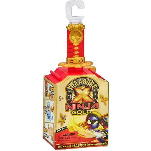 Treasure X Ninja Gold Hunters