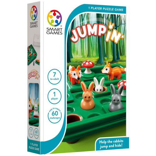 Puzzle Game - Jumpin'