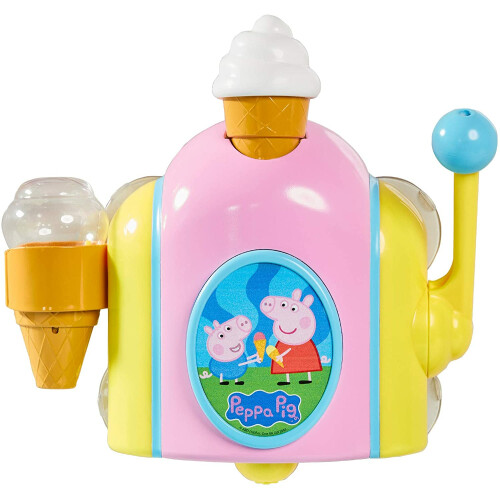Tomy Toomies Peppa's Bubble Ice Cream Maker