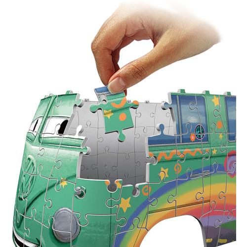 Ravensburger 184pc 3D Jigsaw Puzzle Disney Pixar Cars Filmore
