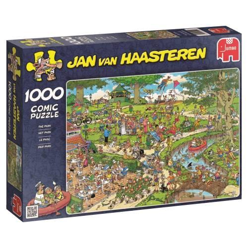Jan Van Haasteren The Park 1000pc Jigsaw Puzzle