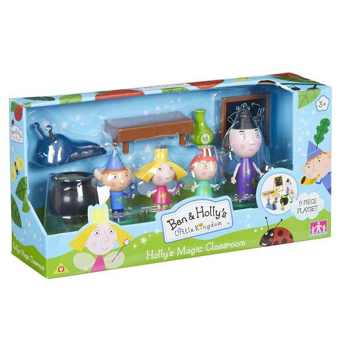 Ben & Holly - Holly's Magic Classroom