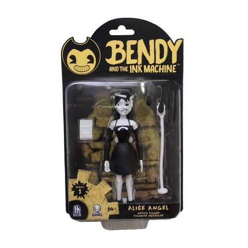 Bendy and the Ink Machine - Alice Angel Action Figure