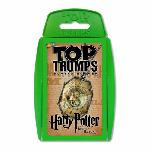 Top Trumps Harry Potter and the Deathly Hallows Part 1