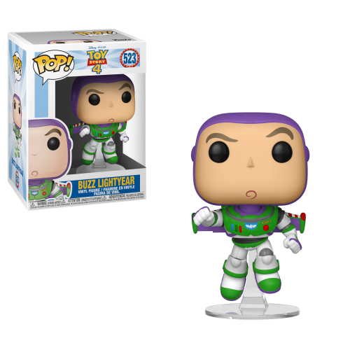 Funko Pop Vinyl Buzz Lightyear 523