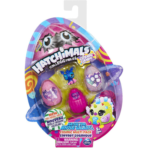 Hatchimals Colleggtibles - Cosmic Candy - Multipack