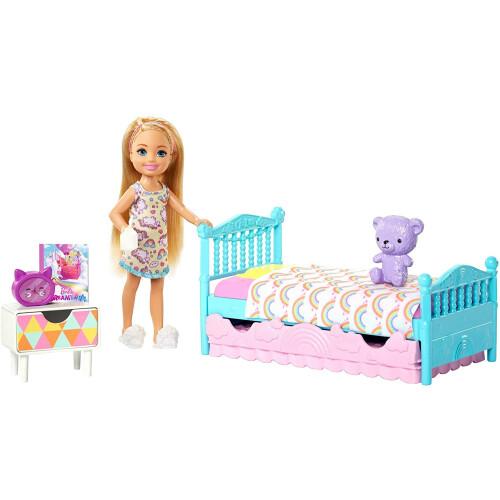Barbie Club Chelsea Bedroom Playset