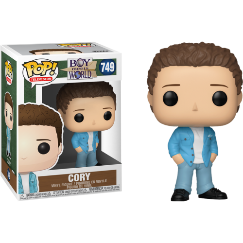 Funko Pop Vinyl - Boy Meets World - Cory 749