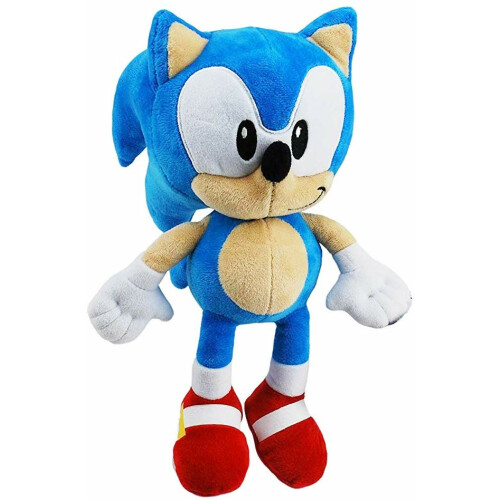 "Sonic The Hedgehog 12"" Plush - Sonic"