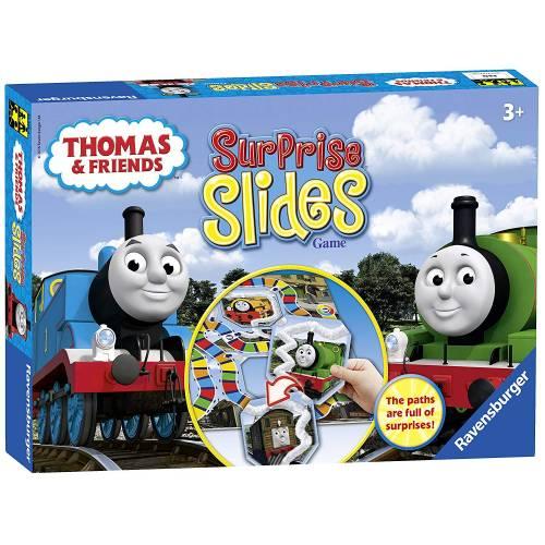Thomas & Friends Surprise Slides Game