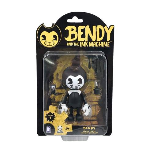 Bendy and the Ink Machine - Bendy Action Figure
