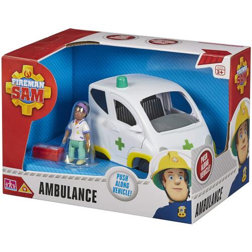 Fireman Sam Vehicle - Ambulance