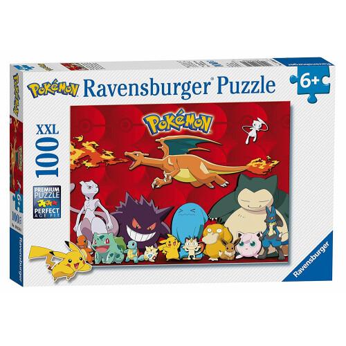 Ravensburger 100 XXL Piece Puzzle Pokemon
