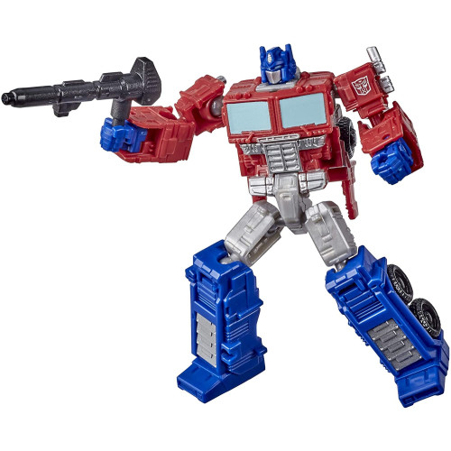 Transformers Kingdom War For Cybertron Trilogy - Optimus Prime