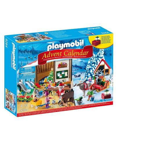 Playmobil Advent Calendar 9264 Santa's Workshop