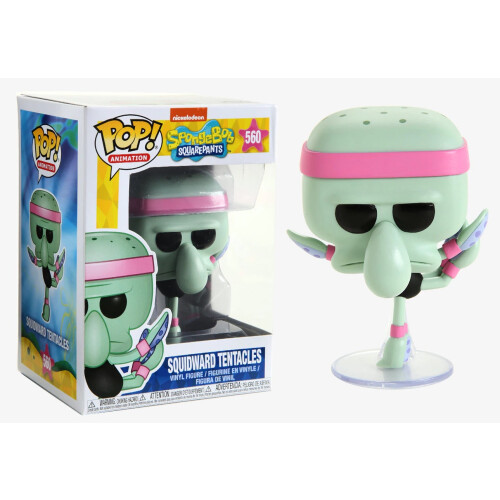 Funko Pop Vinyl - Spongebob Squarepants - Squidward Tentacles 560