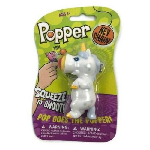 Popper Key Chain - Unicorn