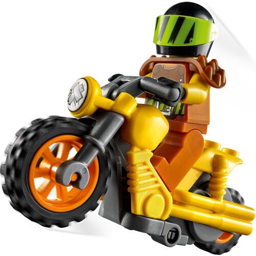 Lego 60297 City Demolition Stunt Bike
