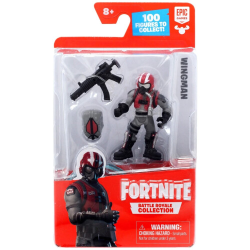 Fortnite Battle Royale Collection - Single Pack - Wingman