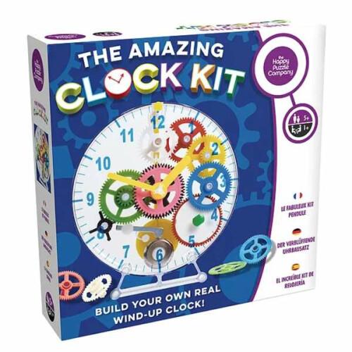 The Happy Puzzle Company - The Amazing Clock Kit
