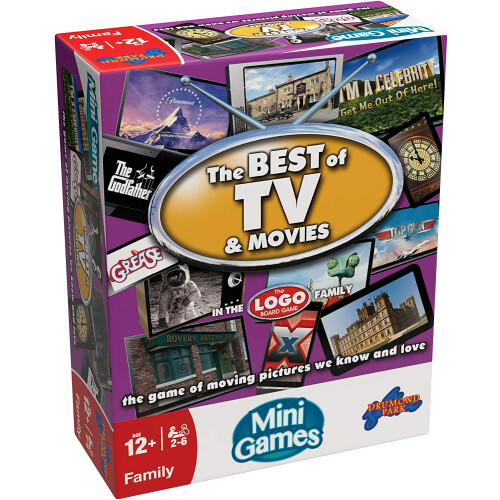 Mini Games - The Best of TV & Movies