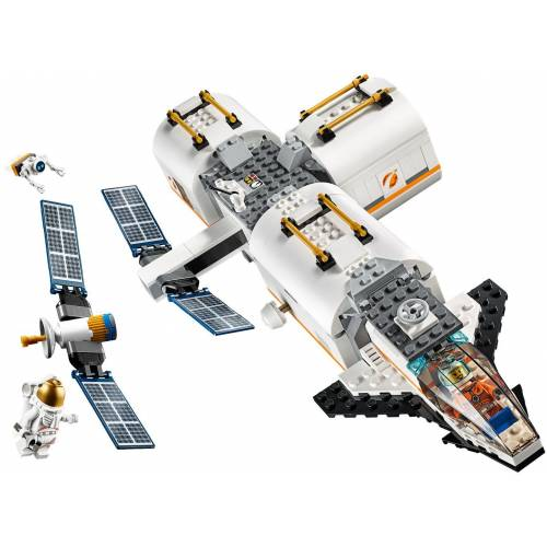 Lego 60227 City Lunar Space Station