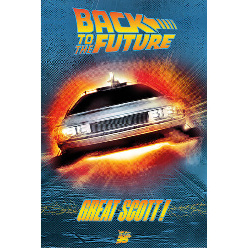 Maxi Posters -  Back to the Future (Great Scott!)