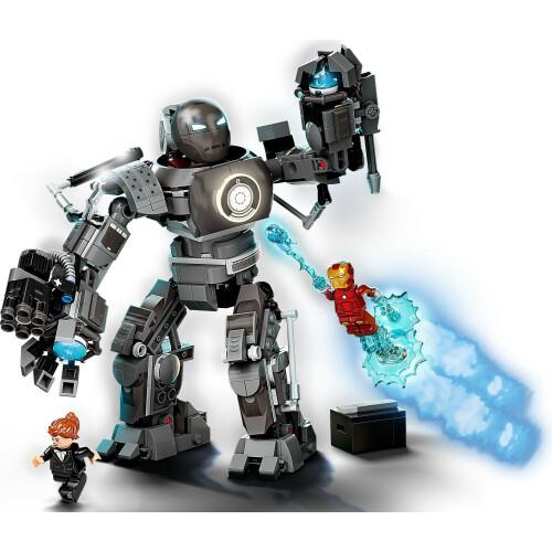 Lego 76190 Infinity Saga Iron Man: Iron Monger Mayhem