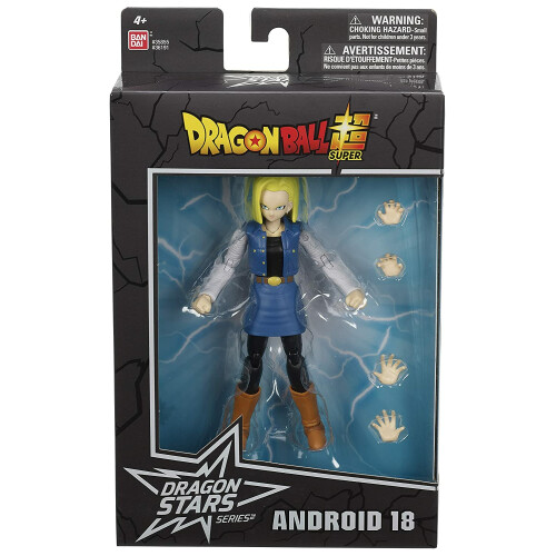 Dragonball Super Dragon Stars - Android 18