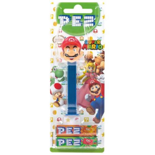 Super Mario Pez Dispenser - Mario