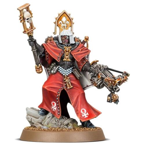 Warhammer 40,000 - Adepta Sororitas Canoness