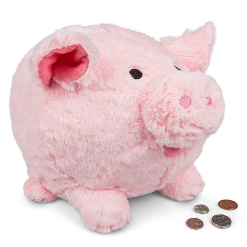Animigos Cuddly Piggy Bank