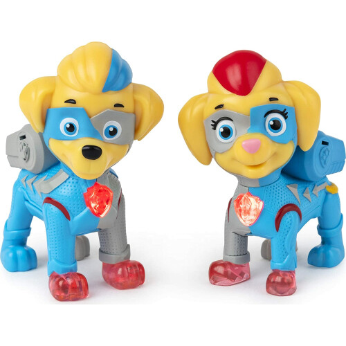 Paw Patrol Mighty Pups Super Paws - Mighty Twins