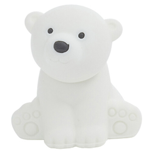 Iwako Puzzle Eraser - Wild Animals - Polar Bear