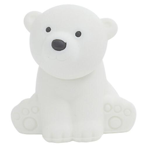 Iwako Puzzle Eraser - Wild Animals - Polar Bear
