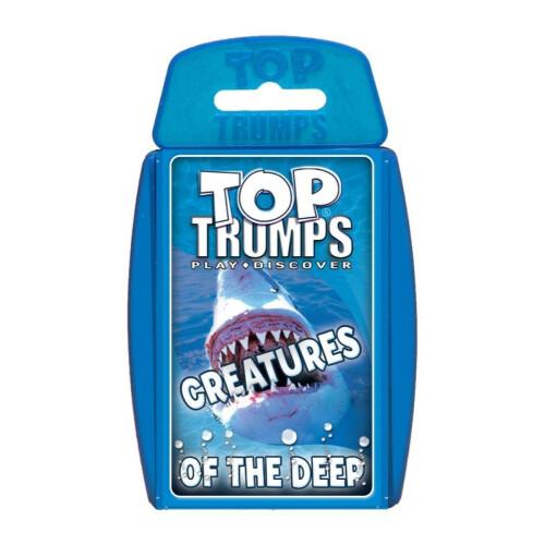 Top Trumps Creatures of the Deep