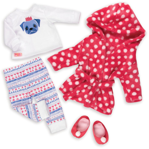 Our Generation Deluxe Outfit Snuggle Up!