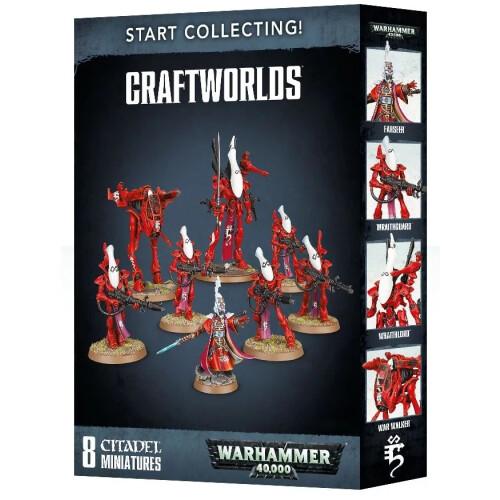 Warhammer 40,000 - Start Collecting! Craftworlds