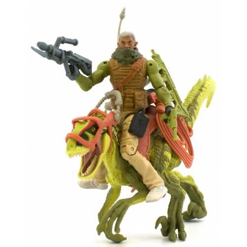 Jurassic Clash! Dino Wrangler Raptor