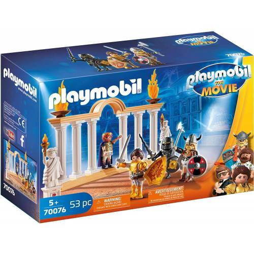 Playmobil 70076 The Movie Emperor Maximus in the Colosseum
