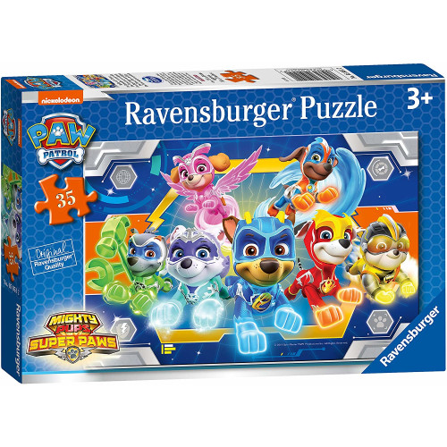 Ravensburger 35pc Puzzle Paw Patrol Mighty Pups