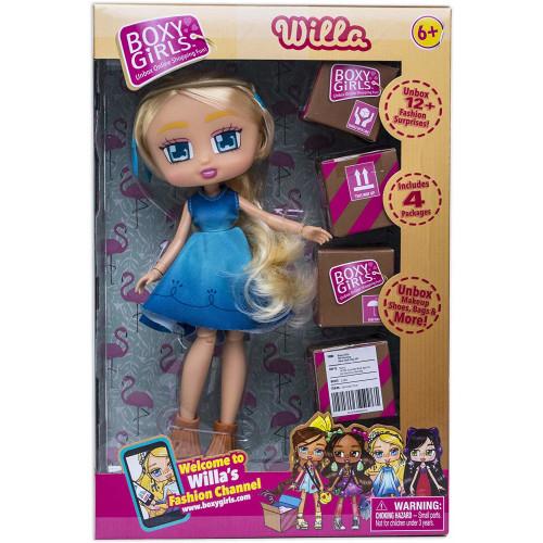 Boxy Girls - Willa
