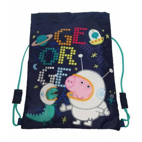 Drawstring Bag - Peppa Pig